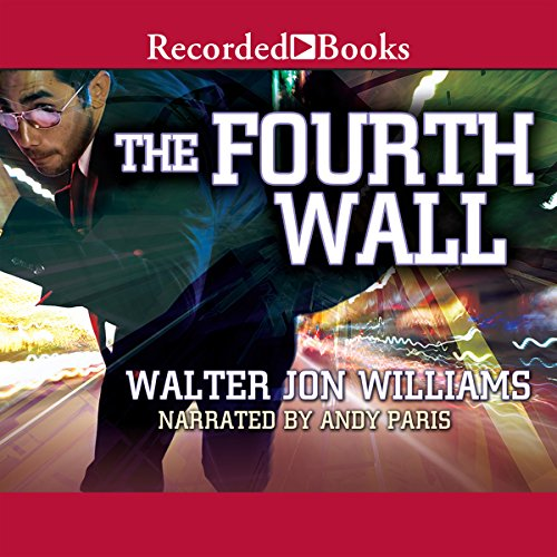 The Fourth Wall audiobook cover art