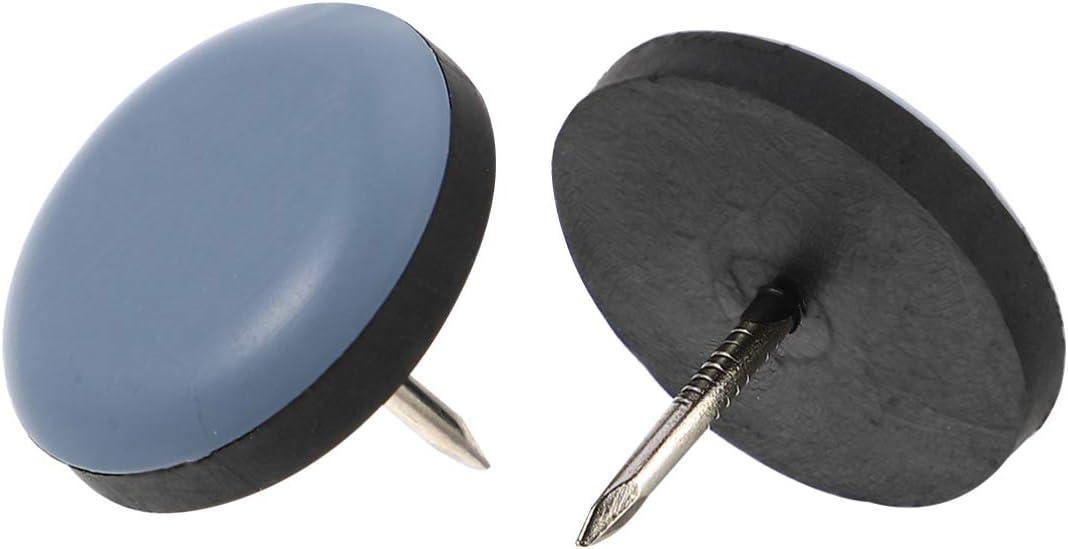 Cabilock 20pcs Furniture Glide Non-Skid Furnitur Durable Teflon Max Max 49% OFF 58% OFF