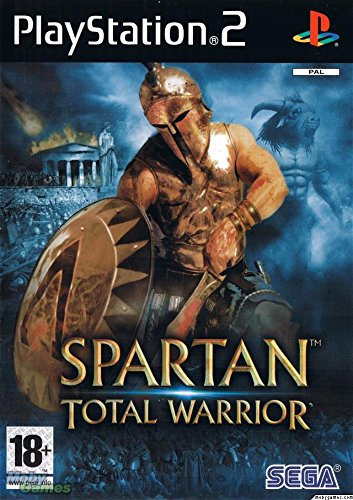 Spartan:Total Warrior-(Ps2)
