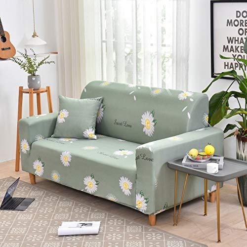 NOBCE Funda de sofá elástica Fundas elásticas Funda de sofá Todo Incluido para sofá de Diferentes Formas Funda de sofá Estilo L 145-185CM