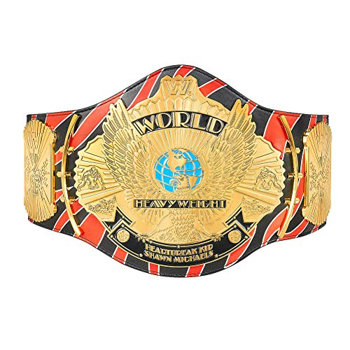 WWE Authentic Wear Shawn Michaels Signature Series Championship Replica Title Belt Multi