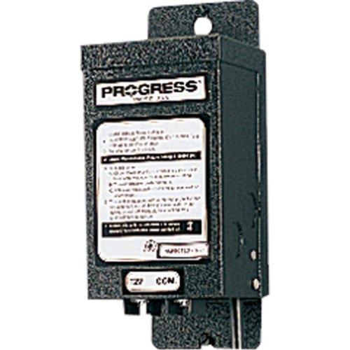 Progress Lighting P8592-31 Transformer, 4-Inch Width x 12-Inch Height, Black
