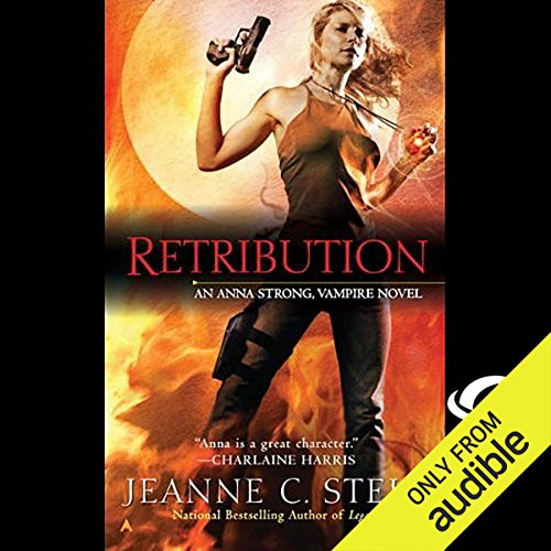 Retribution: Anna Strong, Vampire, Book 5 Titelbild