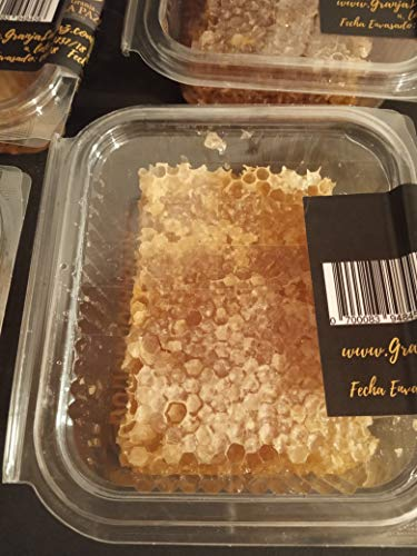 Panal Ecológico de abejas miel cruda, natural, fresca, artesanal, directamente de la colmena Granja La Paz