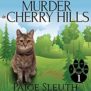 Murder in Cherry Hills cover art