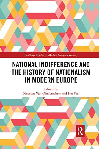National indifference and the History of Nationalism in Modern Europe product image