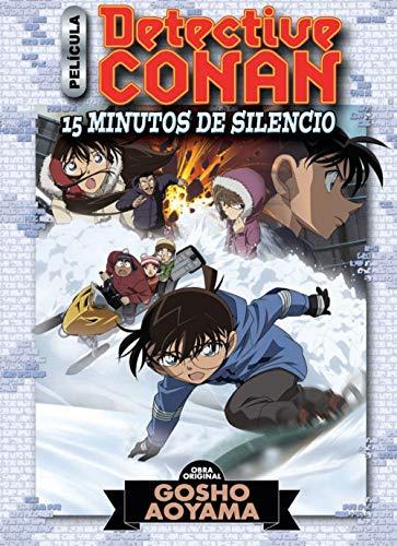 Detective Conan Anime Comic nº 02 Quince minutos de silencio: El barco perdido en el cielo. (Manga Shonen)