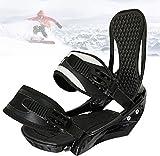 VULID Fijaciones de Snowboard con Correa Ajustable, 2020 actualizado Titular de Snowboard, esquí Junta cómodo EVA Vinculaciones (Size : M:(34~39))