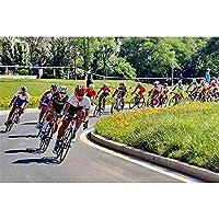 レディースサマー半袖サイクリングジャージー3Dシリコンパッドサイクリングパンツショーツ/オーバーオール通気性と速乾性の半袖ショーツセットアウトドアスポーツサマーウェア (Color : Brown, Size : M)