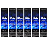 L'Oreal Excellence HiColor H22 Black Sapphire Hair Tint HC-30654 (6 Pack)