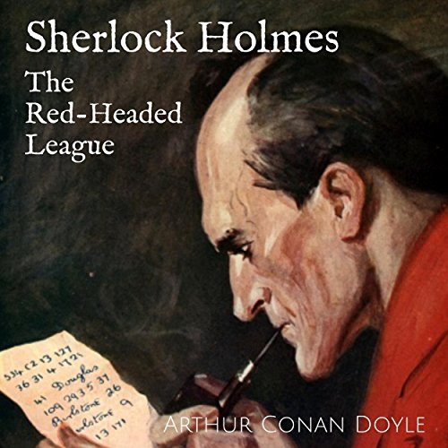 Sherlock Holmes - The Red-Headed League audiobook cover art