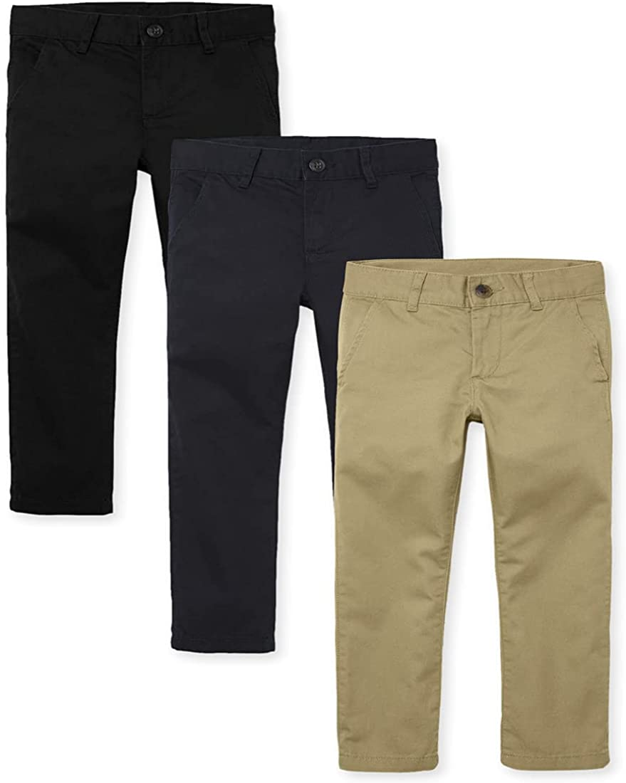 The Children's Place 5% OFF Max 46% OFF boys Chino Skinny Pants