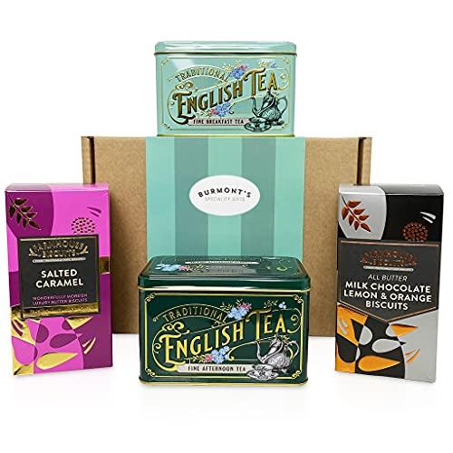 The Ultimate Tea & Biscuits Hamper - Hamper Exclusive to Burmont's