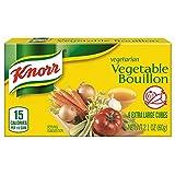 Knorr Cube Bouillon, Vegetable, 2.1 oz, 6 count