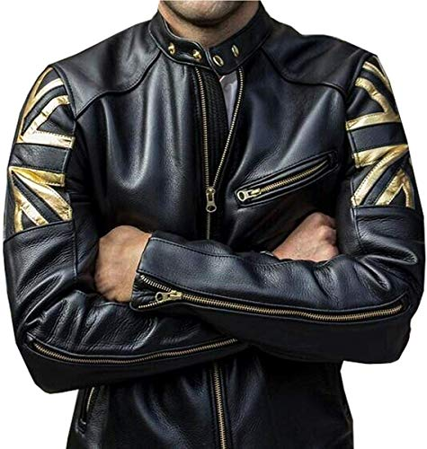 Leather Jackets Mens Uk