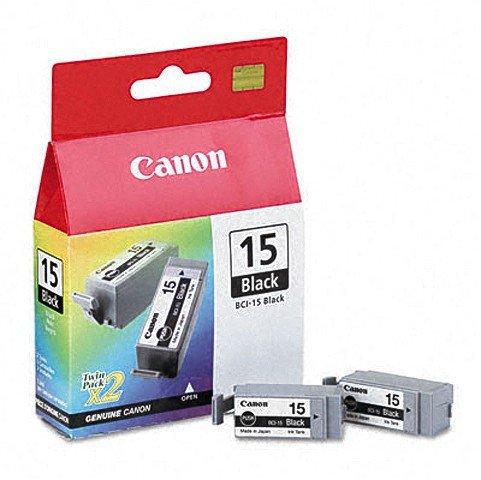Canon Cartridge BCI-15Black Tintenpatrone