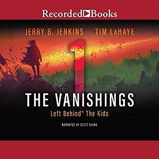 The Vanishings cover art