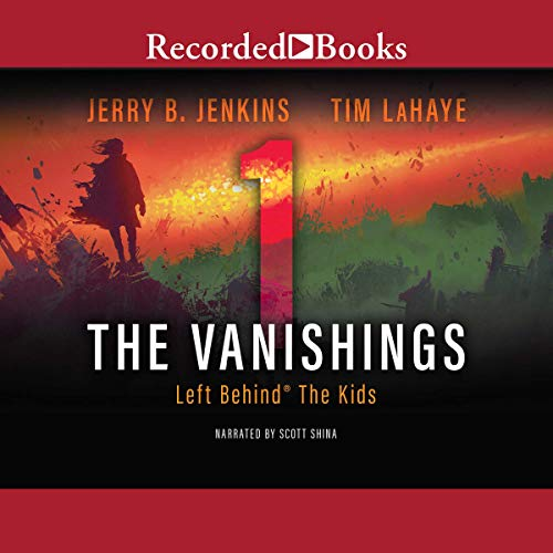 The Vanishings cover art