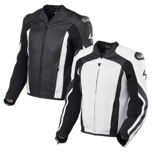 Scorpion EXO Dynasty Leather Women's Motorcycle Jacket Small