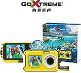 Easypix Goxtreme Reef 24Mp Full HD 130G Fotocamera per Sport d'Azione, Giallo...