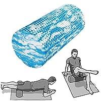 フォームローラー、 ヨガコラム フィットネス 全身マッサージ ローラー のために いい結果になる バック 筋 脂肪を減らす 疲労を解消する,C