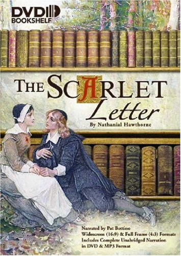 Price comparison product image The Scarlet Letter by DVD Bookshelf