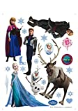1art1 Die Eiskönigin - Olaf, Sven, Anna, Kristoff, ELSA,
