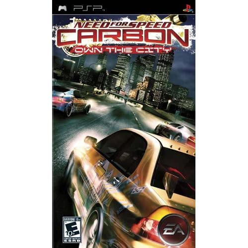 Need for Speed: Carbon Own the City PLT