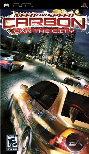 Electronic Arts - EAI05805853 - PSP Need For Speed Carbon Own the City Platinum
