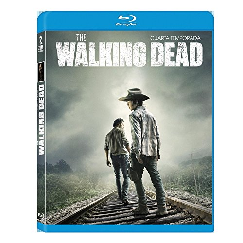 The Walking Dead. Temporada 4 [Blu-ray]