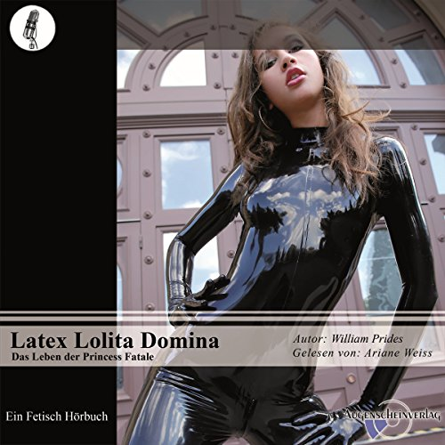Latex Lolita Domina audiobook cover art