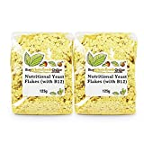 Nutritional Yeast Flakes (with B12) 250g (Buy Whole Foods Online Ltd)
