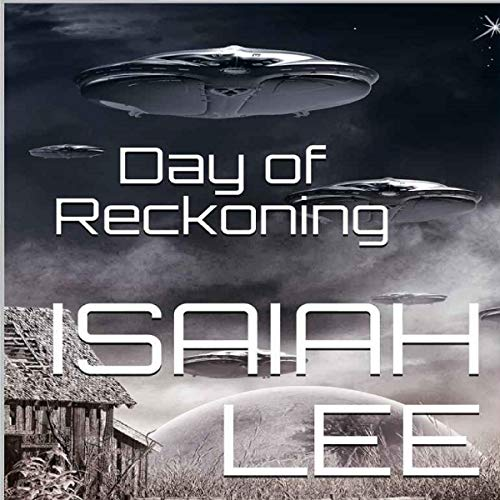 Day of Reckoning Audiobook By Isaiah Lee cover art