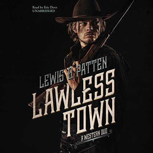Lawless Town audiobook cover art