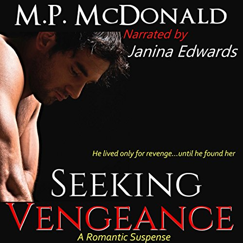 Seeking Vengeance audiobook cover art