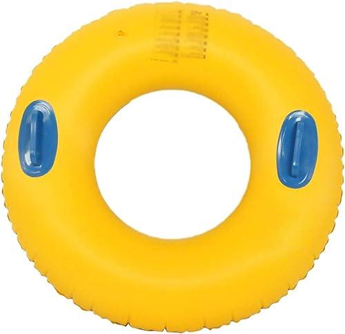 Schwimmring Erwachsene Unterarmtraining Floats Verdickter Schwimmring Unisex Aufblasbare Rettungsring HUYP