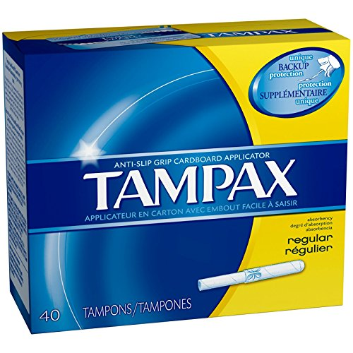 Tampax Tampons Super Plus 40 Each (Pack of 6)
