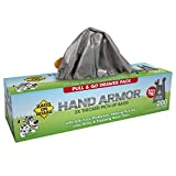 Bags on Board Dog Poop Bags | Extra Thick Waste Pickup Bags with Easy Tie Handles | Easy Dispensing Drawer Pack | 200 Count
