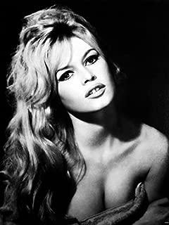 PhotoSight Brigitte Bardot Hot Beautiful Portrait Vintage 32x24 Print Poster