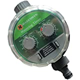 Automatic Garden Irrigation System Electronic Water Timer FITS HOZELOCK 2 DIALS