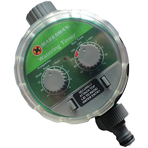 Automatic Garden Irrigation System Electronic Water Timer FITS HOZELOCK 2...