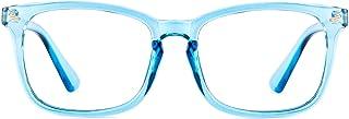 Cyxus Blue Light Filter Computer Glasses for Blocking UV Headache [Anti Eye Fatigue] Vintage Eyeglasses, Unisex(Men/Women)