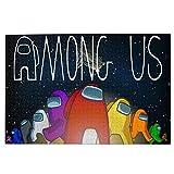 Among-Us Character 300-Piece Puzzles Rich Vibrant Colors Jigsaws Juego divertido para hombres y mujeres para disfrutar de una gran diversión
