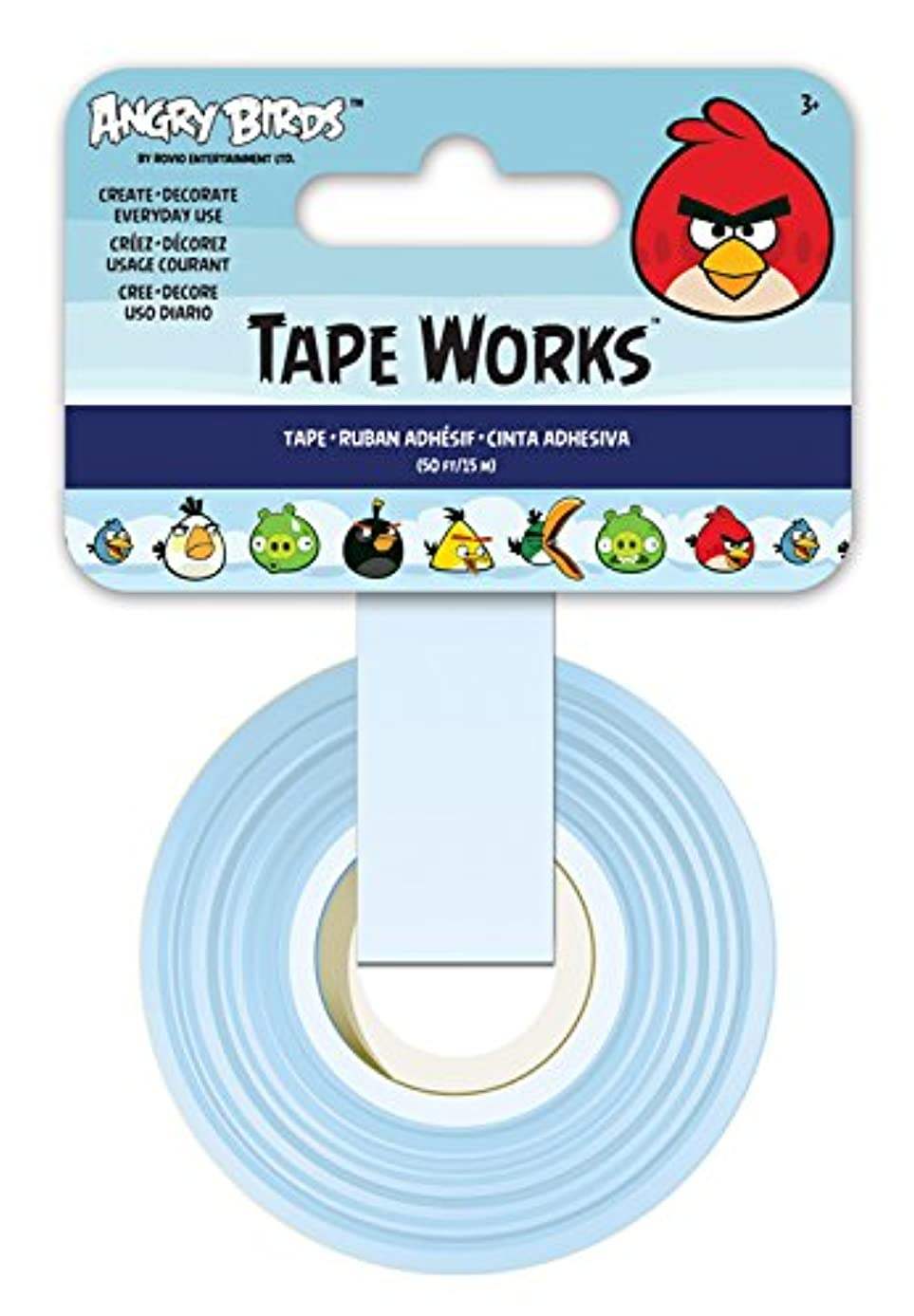 Tape Works Angry Birds Tape