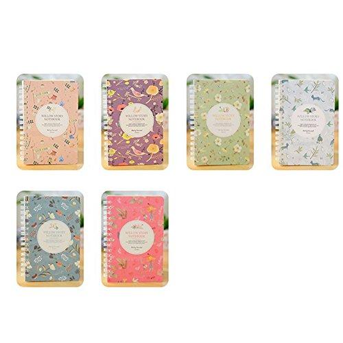 Lote de 2 cuadernos inteligentes para niña, bloc de notas ecológico, cuaderno de niña, bloc de notas para mujer, regalo profesional para mujer