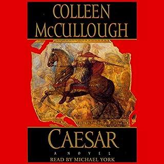 Caesar audiobook cover art