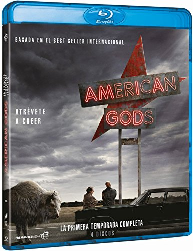American Gods (Tv) - Temporada 1 [Blu-ray]