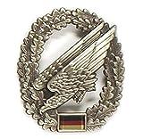 Metallabzeichen passend für das Bundeswehr Barett Material: Metall