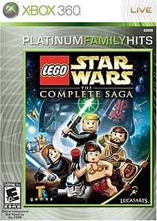 Lego Star Wars: Complete Saga / Game - Xbox 360
