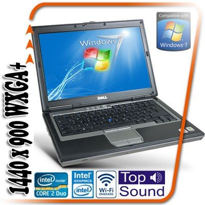 Dell Latitude D620T72002.0GHz/1024/100/14.1inch/DVDRW/DE/WiFi/B